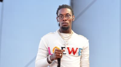 Offset reportedly arrested in Atlanta