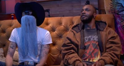 A lot of things are bad, but this video of JPEGMAFIA and Orville Peck playing Smash Bros is good