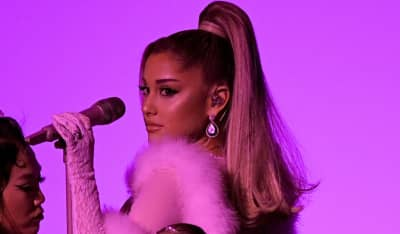 Watch Ariana Grande perform a 'thank u, next' medley at the Grammys