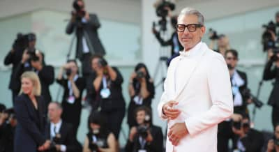 Jeff Goldblum announces upcoming album I Shouldn't Be Telling You This