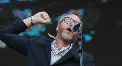 "Watch The National's Matt Berninger cover Big Thief's ""Not"""