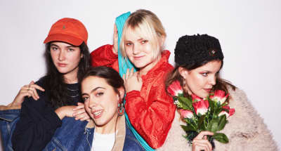 Hinds share new album I Don't Run