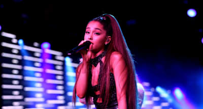 Ariana Grande teases Sweetener live album on Instagram