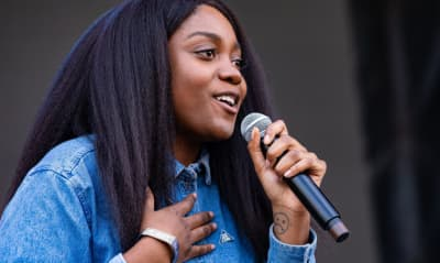 "Noname on her book club: ""it's a little bit of a fuck you to Amazon and the FBI"""