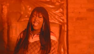 "CupcakKe shares ""Bird Box"" video"