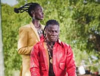 """Stonebwoy's """"Le Gba Gbe"""" video is about reaching your happy place"""