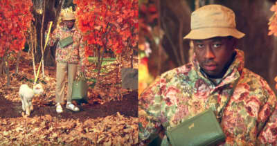 Tyler, The Creator drops live lookbook for GOLF's Autumn/Winter '19 collection