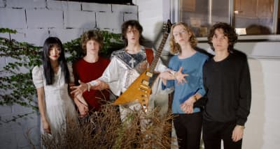 """Godcaster can't be tamed on their new single """"All The Feral Girls In The Universe"""""""