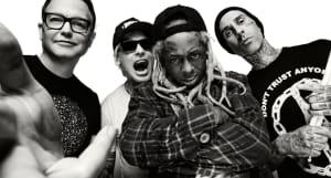 "Lil Wayne and Blink-182 announce joint tour, share ""A Milli"" and ""What's My Age Again"" mashup"
