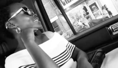 "Watch Lupita Nyong'o Drop A Backseat Freestyle Over The Instrumental For Nas' ""N.Y. State Of Mind"""