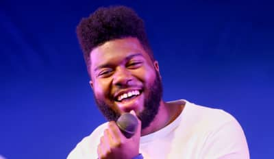 "Stream Khalid's new single ""Talk"" with Disclosure"