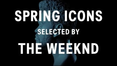 "The Weekend And H&M Release Campaign Film For ""Spring Icons"" Collection"