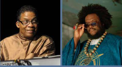 Kamasi Washington and Herbie Hancock are touring together this summer