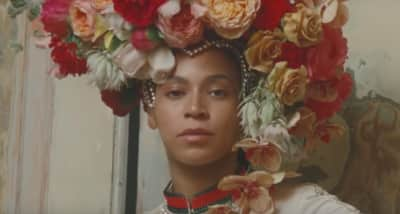 Watch behind-the-scenes footage of Beyoncé's Vogue cover