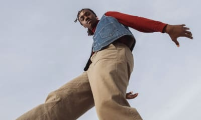 "Ric Wilson hurdles over judgement on new single ""Woo Woo Woo"""