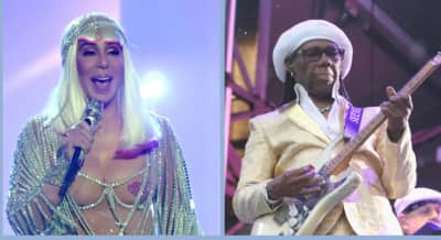 Cher and Nile Rodgers & Chic are going on tour together