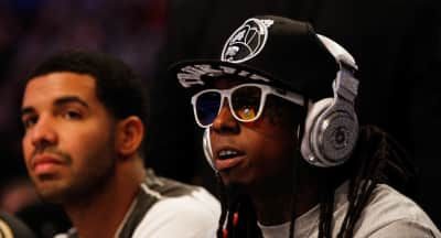 """Drake and Post Malone were reportedly supposed to feature on Lil Wayne's """"What About Me"""""""