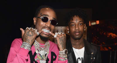 Quavo teases at Quavo Huncho album features