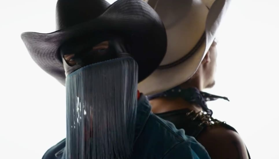 """Orville Peck brings the drama in his new video for """"Hope To Die"""""""