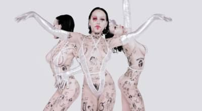 "Brooke Candy comes alive in her new video for ""XXXTC"""