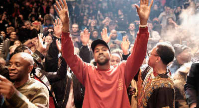 Kanye West's former art director says Yeezus was originally titled Thank God for Drugs