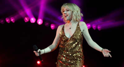 "Watch Carly Rae Jepsen's new vertical video for ""Party For One"""