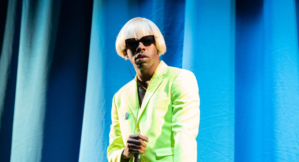 Watch Tyler, The Creator, Solange, DaBaby and more take the stage at Camp Flog Gnaw