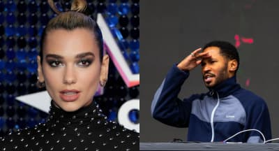 "Listen to Kaytranada's remix of Dua Lipa's ""Don't Start Now"""