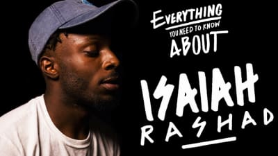 Everything You Need To Know About: Isaiah Rashad