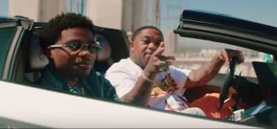 "Watch Mustard and Roddy Ricch live out their childhood fantasies in the new ""Ballin'"" video"