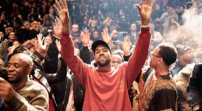 Kanye West's Jesus Is King debuts at No. 1