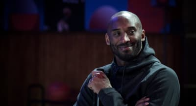 NBA legend Kobe Bryant has died