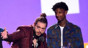 Watch Post Malone, 21 Savage, and Aerosmith perform at the 2018 VMAs