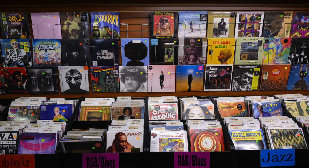 Vinyl records projected to outsell CDs for the first time in 30 years