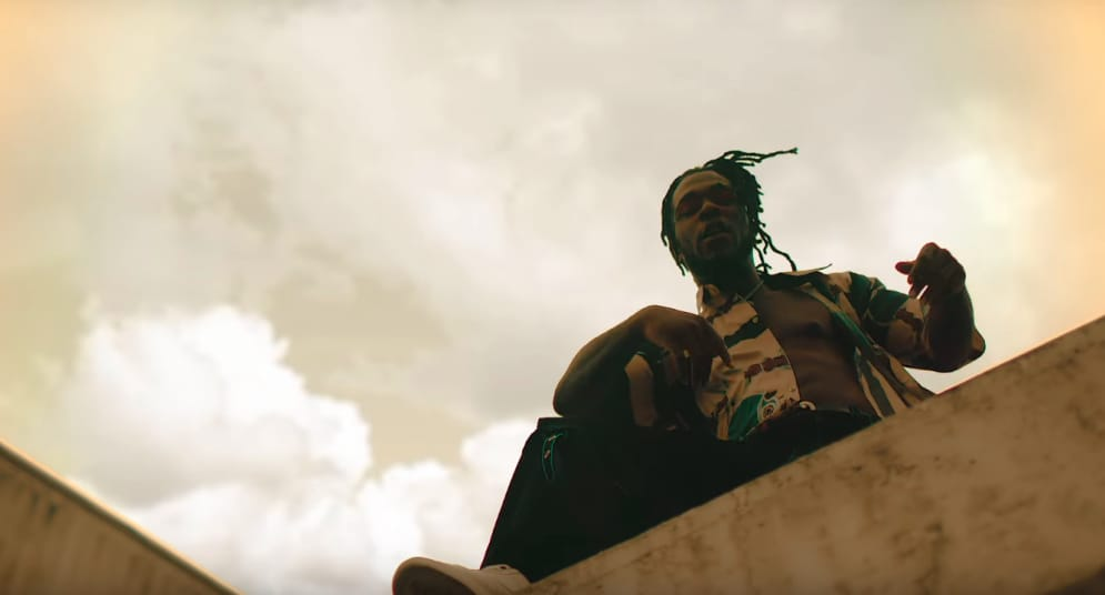 "Burna Boy drops ""Gbona"" music video 