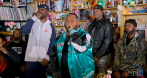 Watch Wu-Tang Clan's NPR Tiny Desk Concert
