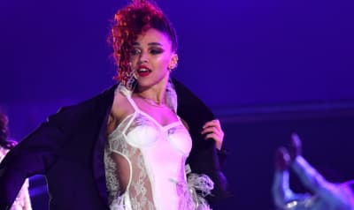 """FKA twigs clarifies she wanted to sing at the Grammys' Prince tribute, but """"wasn't asked"""""""