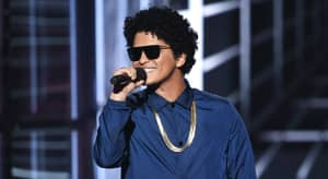 Bruno Mars set to star in and produce music-themed Disney film
