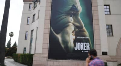 Select theaters ban face masks and costumes amid Joker screening security concerns