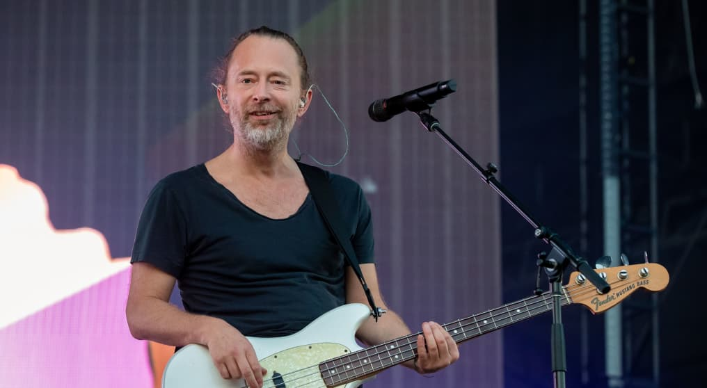 Thom Yorke announces North American and European tour dates