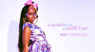 "Hear Yung Baby Tate sample Danity Kane on her new single ""Rainbow Cadillac"""