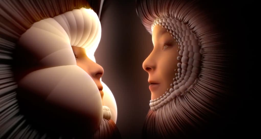 "Watch Björk's new video for ""Losss"""