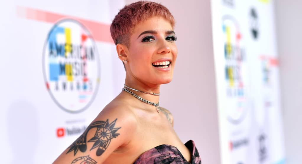 "Watch Halsey's ""You Should Be Sad"""