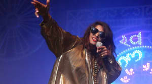 "M.I.A. drops her first song in three years, ""OHMNI 202091"""