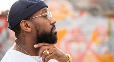 "Watch PJ Morton's powerful ""Don't Let Go"""