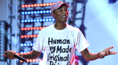 Pharrell announces Something In The Water festival