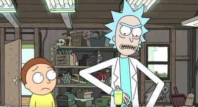 Adult Swim just ordered 70 new episodes of Rick and Morty