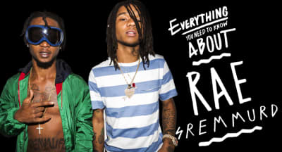 Everything You Need To Know About Rae Sremmurd