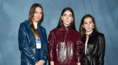 "Watch HAIM debut their new Lou Reed-inspired single ""Summer Girl"""