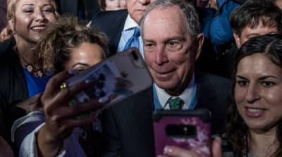 Here's a running list of all the meme accounts Michael Bloomberg has paid for content
